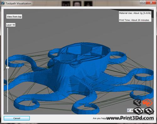 Print MakerBot copy