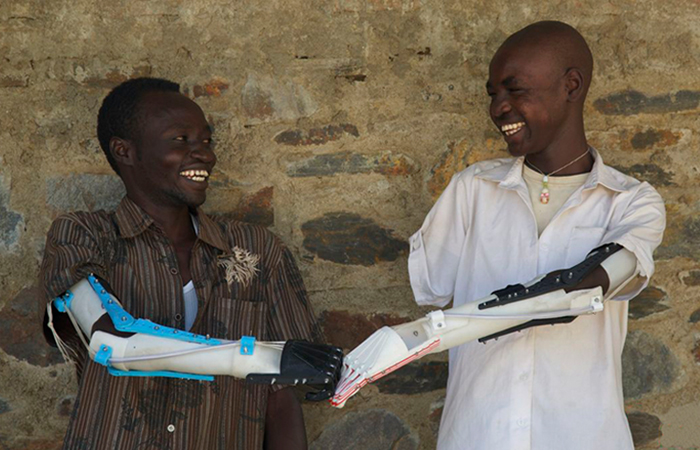 project-daniel-robohand-sudan-makerbot