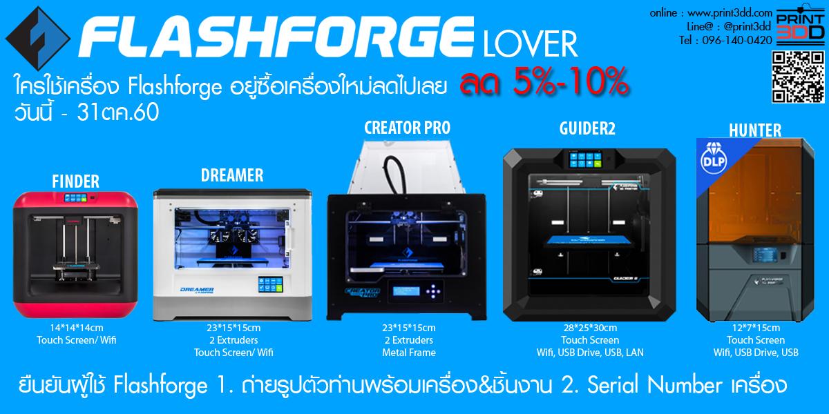 Promotion Flashforge V4