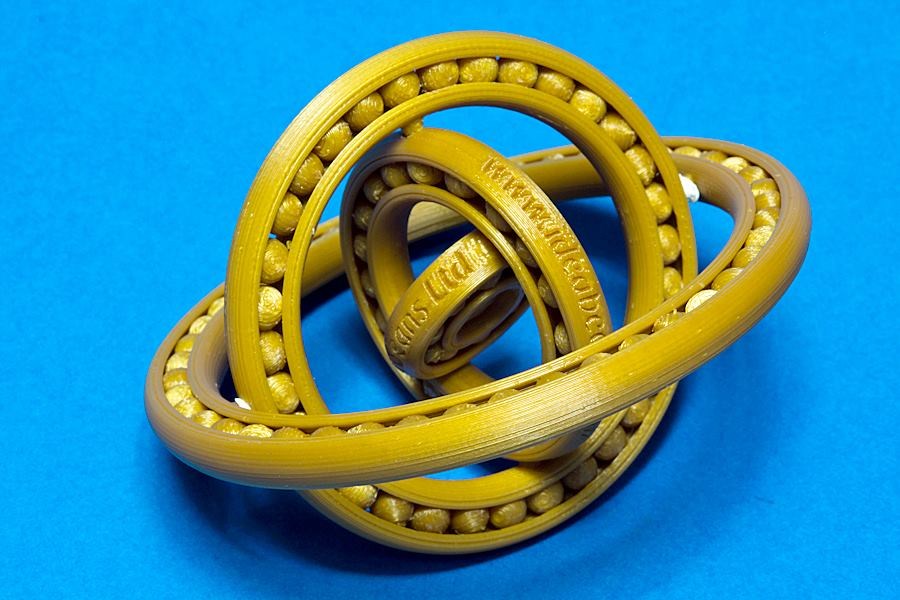 Bearing 3D printing 02