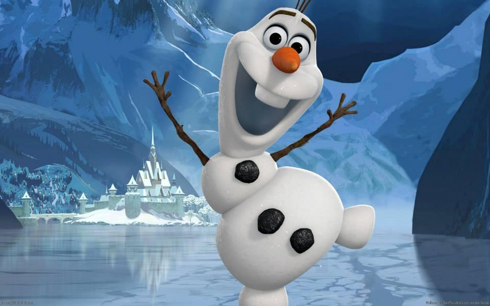 Olaf the snowman 03