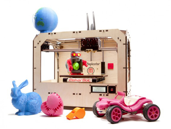 Cartesian MakerBot