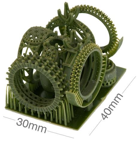 Dlp sla 3d printer print3dd thailand 3d printer for 3d wax printer for jewelry