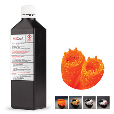 FrontPage Resin