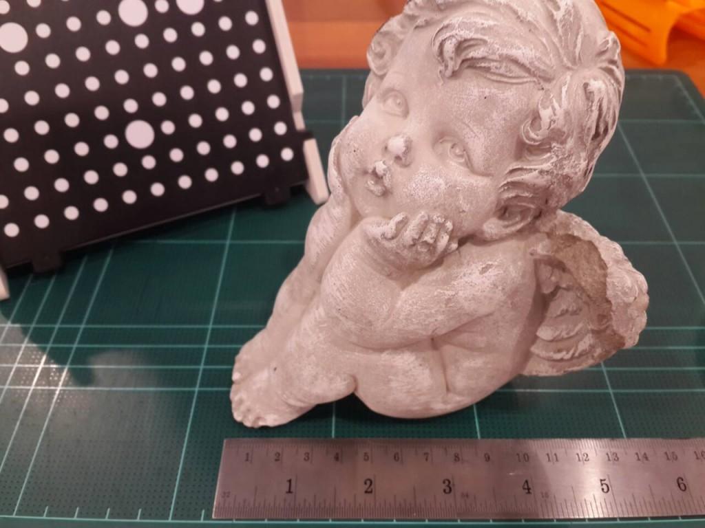 Cupid by 3D Scanner