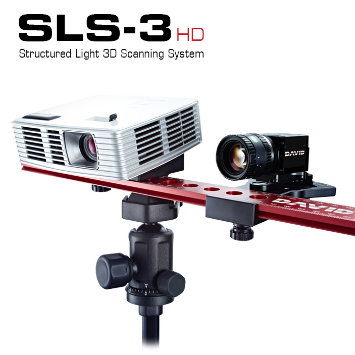 SLS-3 HD 3D Scanner Cover