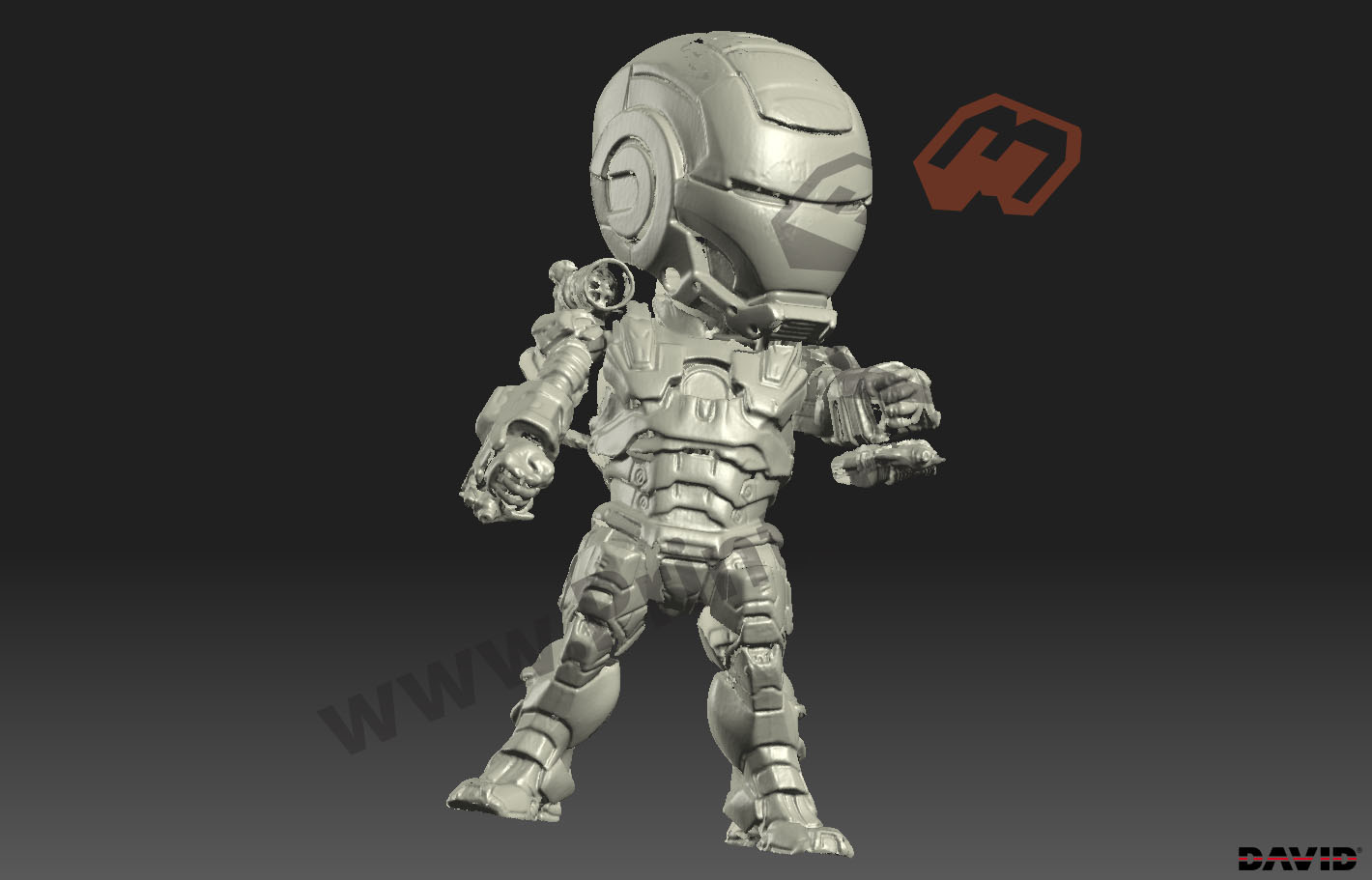 Mini Ironman Screenshort