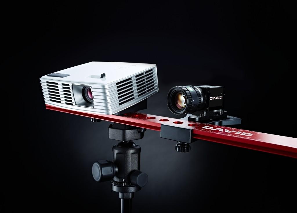 Projector, กล้อง HD, รางสไลด์, ขาตั้งกล้อง