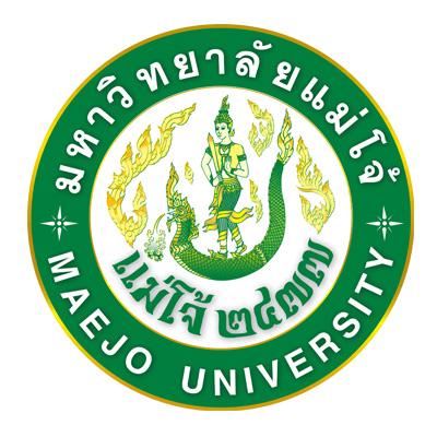 แม่โจ้ Logo