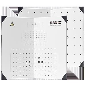 Calibrate Board มีหลาย Scale เพื่อเหมาะกับขนาดชิ้นงาน ตัวเล็กใช้ Scale เล็กเพื่องานที่ละเอียดขึ้น
