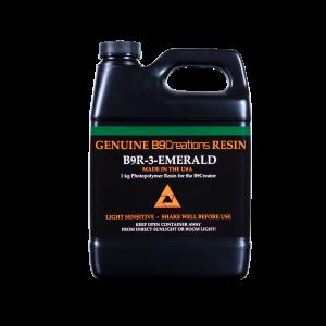 b9r-3-emerald-resin