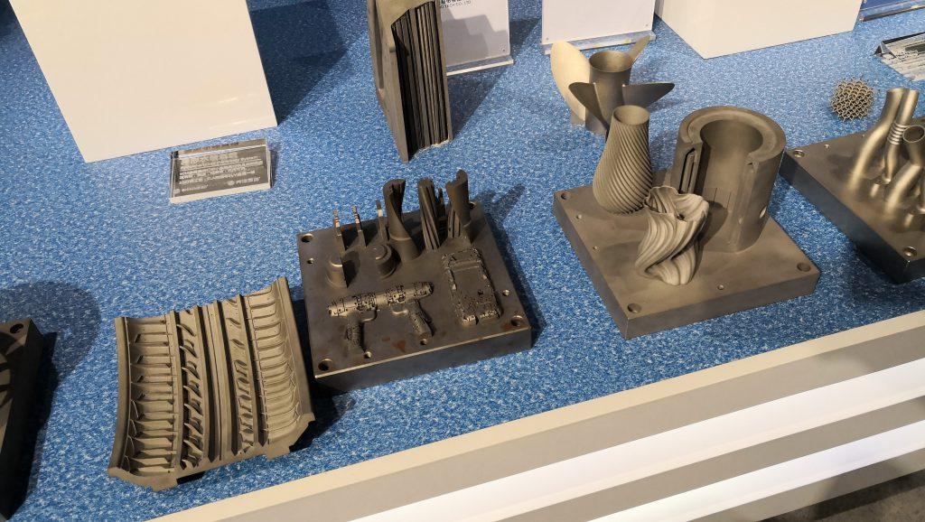 3D Metal Direct Printing