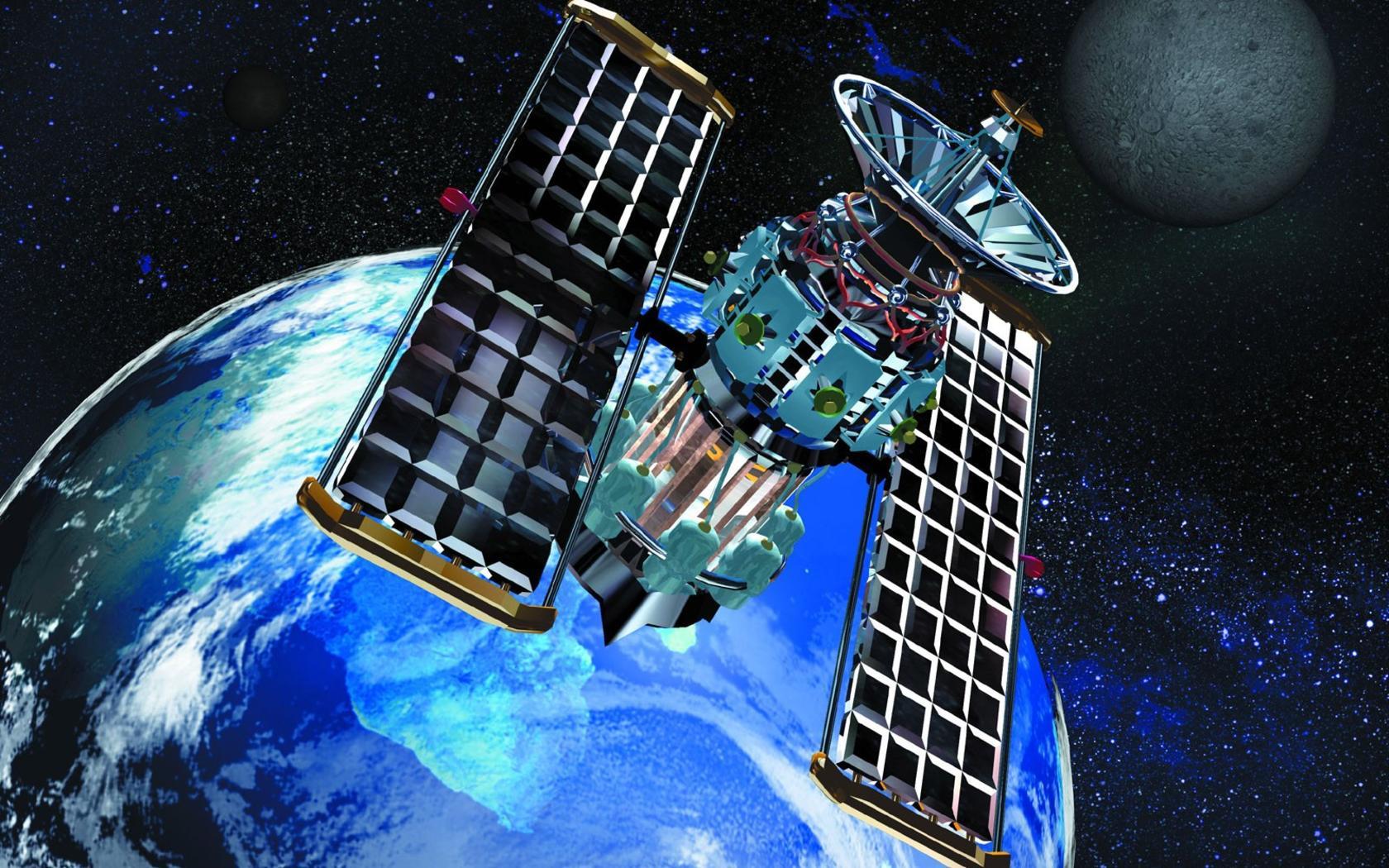 เครื่องพิมพ์สามมิติถูกนำมาใช้ช่วยประหยัดต้นทุนการผลิตดาวเทียม