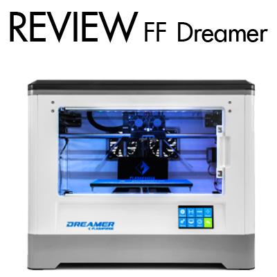 Review Flashforge Dreamer งานประกอบสวย พร้อมฟังก์ชันใช้งาน