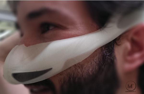 เมตาเมซอน ปฏิวัติการพิมพ์หน้ากากเพื่อคนนอนกรนด้วยเครื่องพิมพ์3มิติ