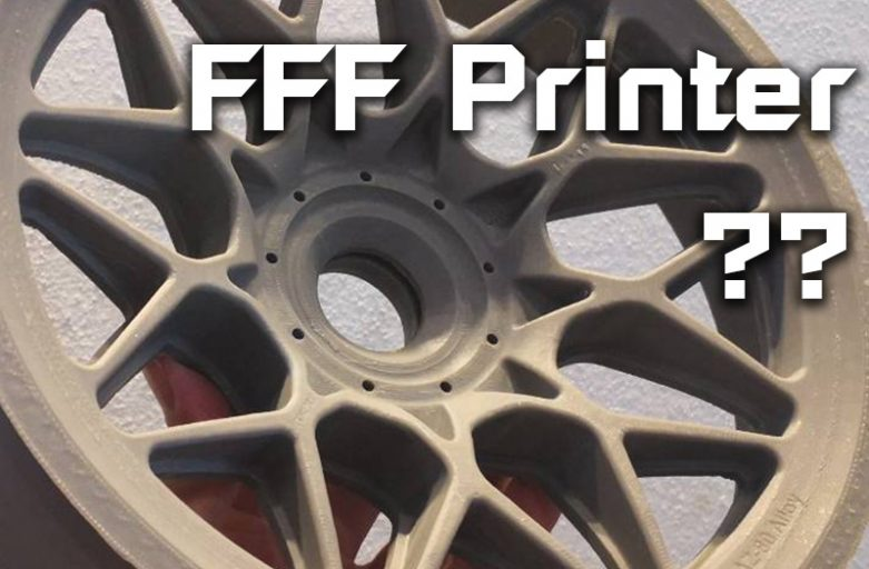 FDM/FFF 3D Printer คืออะไร?