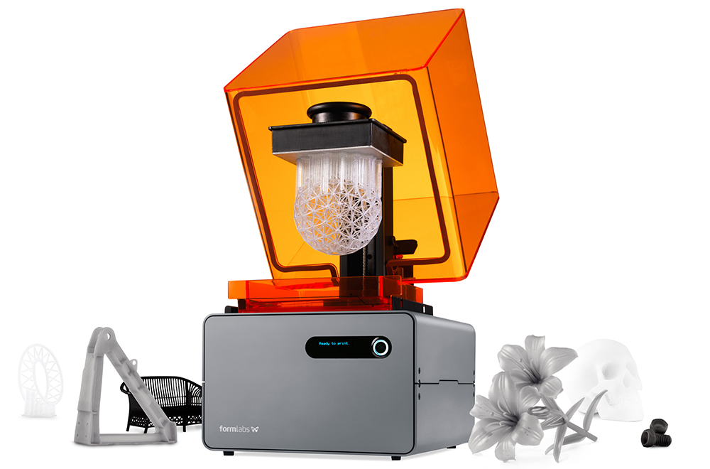 DLP/SLA 3D Printer คืออะไร?