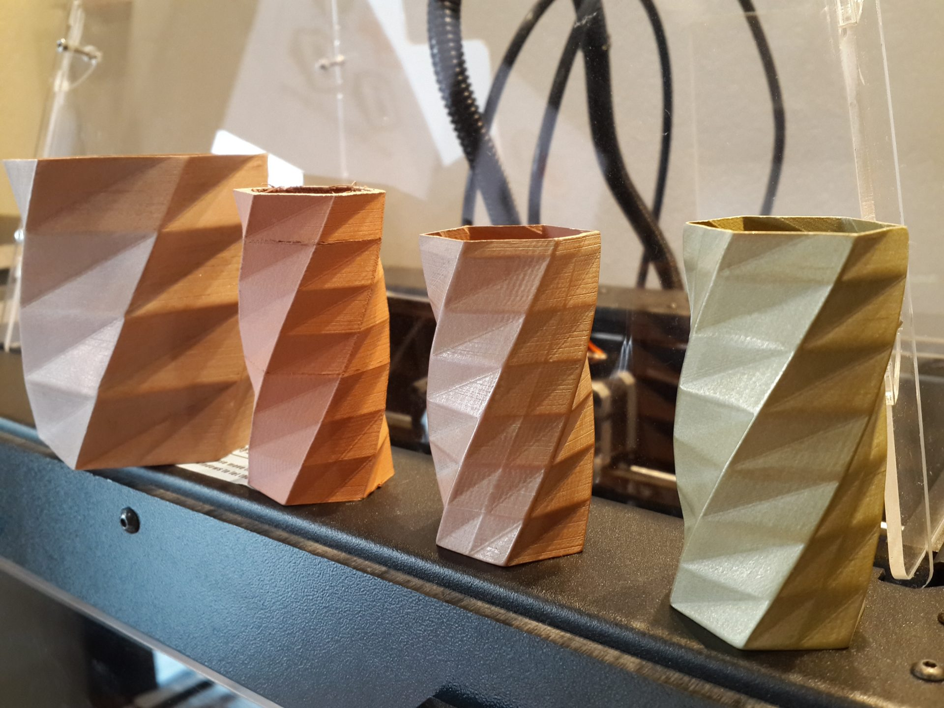 3D Print มาพิมพ์ ทองแดง, ทองเหลือง, บรอนซ์ กันเถอะ
