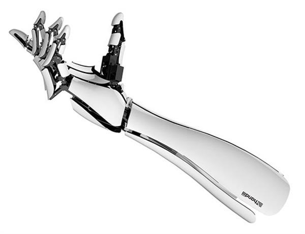 แขนกลไฟฟ้า Bionic Hand ความหวังใหม่ของผู้พิการ