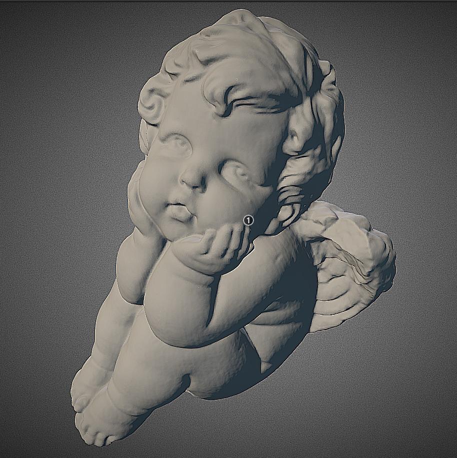 EinScan : 3D Scan Cupid