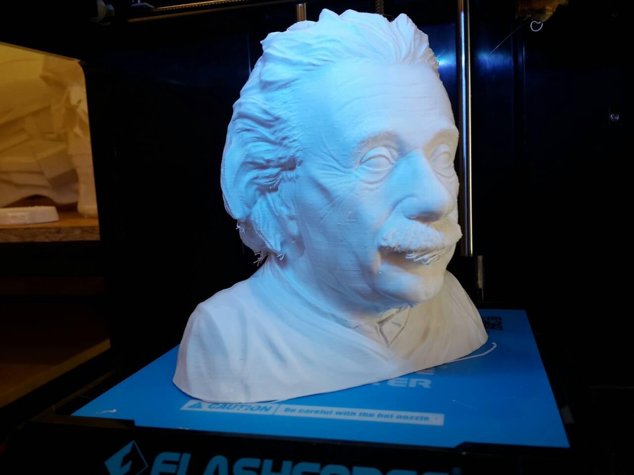 3D Print งานจากเครื่อง Flashforge Finder
