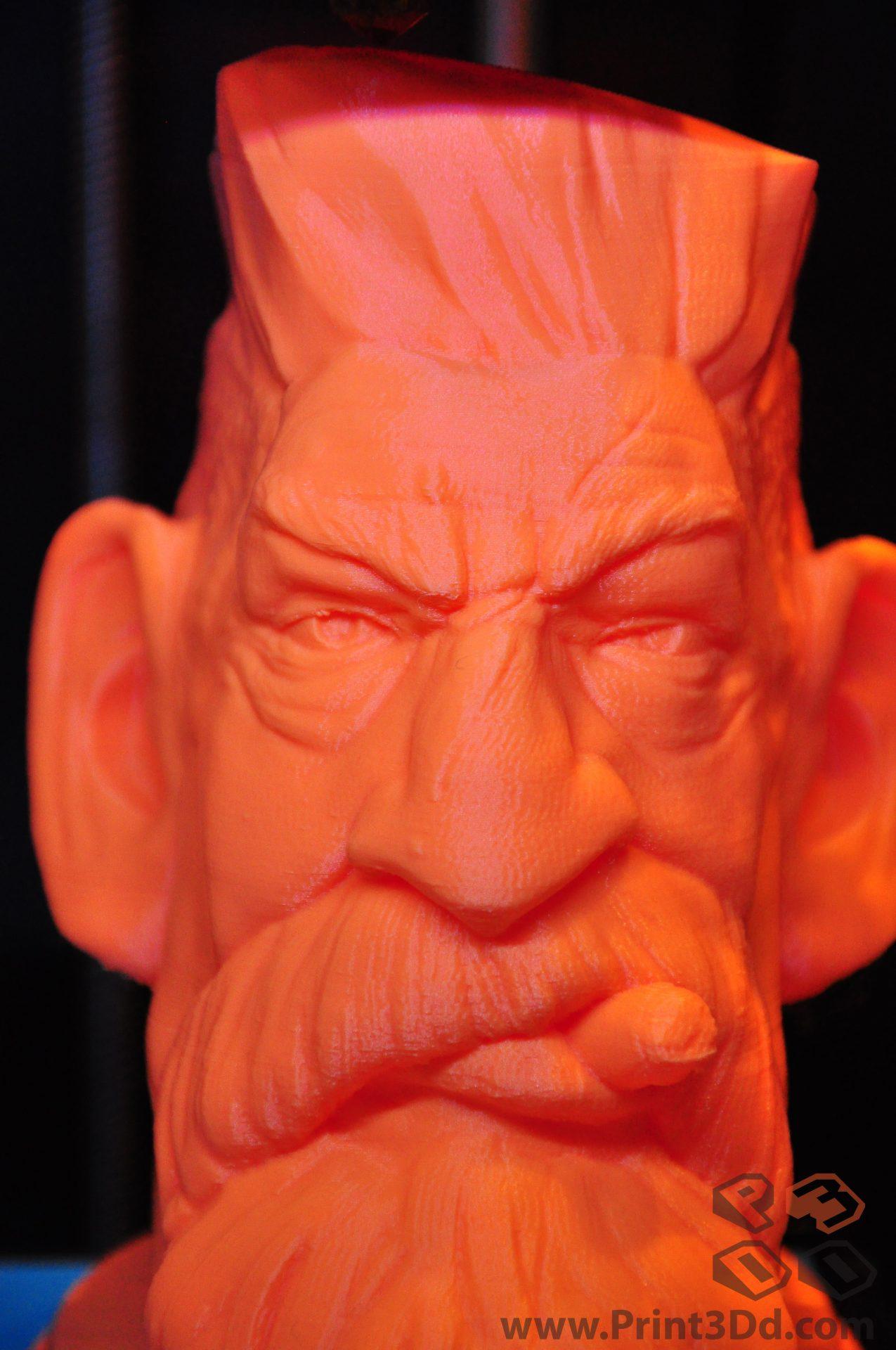3D Print Model จากเครื่อง Finder