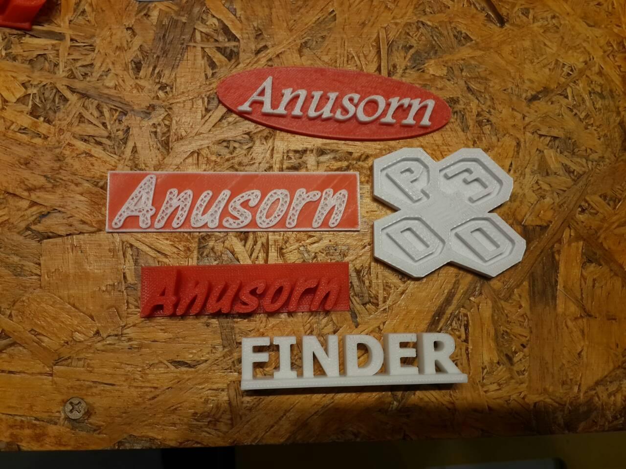 Workshop1 สร้างตัวอักษรสามมิติแบบง่ายๆ