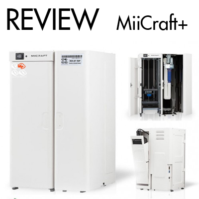 รีวิว MiiCraft+ Jewelry and Dental Printer
