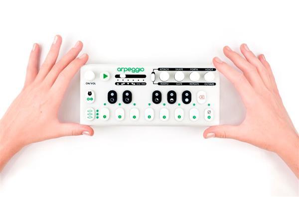 บริษัทtangibleสร้างเครื่องดนตรีเสียงสังเคราะห์จากเครื่องพิมพ์3มิติ