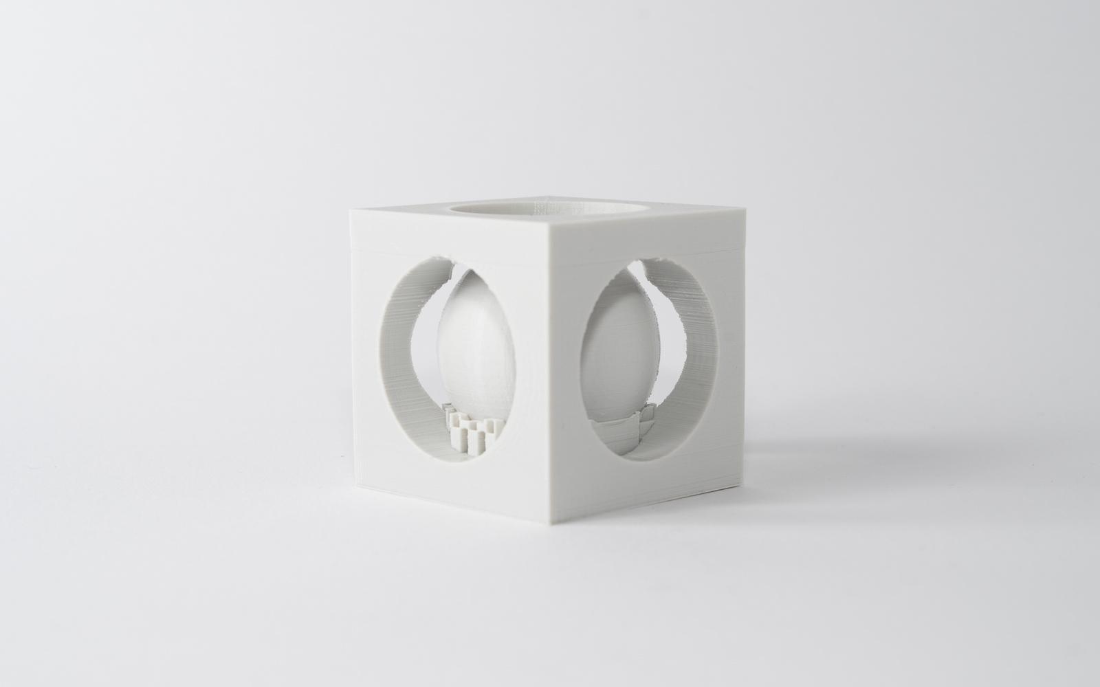 โครงสร้าง Support ในการพิมพ์สามมิติ
