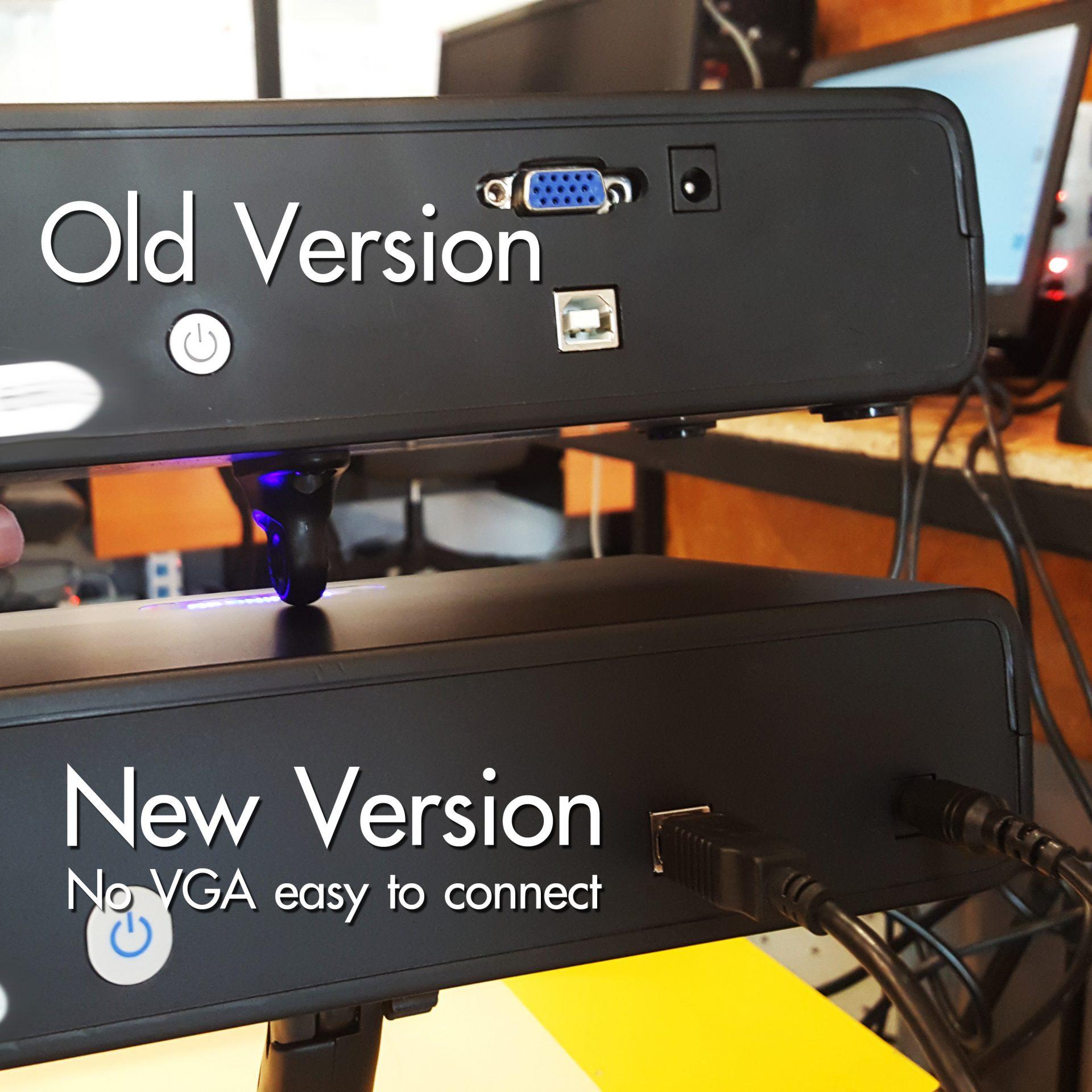 รีวิว EinScan-S 2017 และ Software EinScan2.xx มีอะไรใหม่มาดูกัน