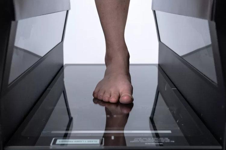 HP เปิดตัว FitStation แท่นวัดเท้าสำหรับการพิมพ์รองเท้าเฉพาะบุคคล