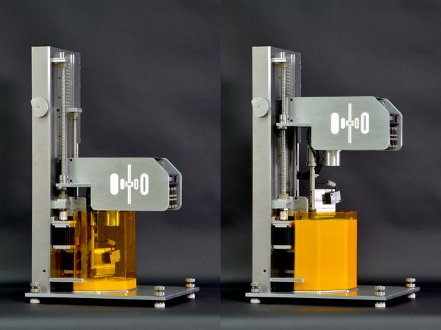 Top Down 3D Printer คืออะไร ดีอย่างไร