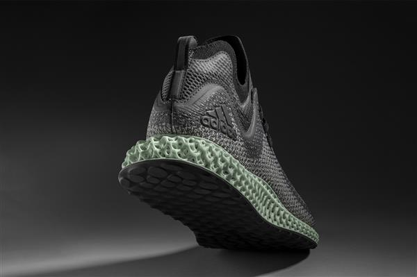 adidas pushes up release 3d printed alphaedge 4d ltd