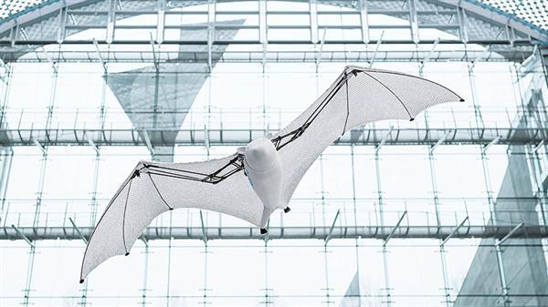 Festo เปิดตัวหุ่นยนต์ค้างคาวเจ้าแห่งสายลมที่สร้างขึ้นจากเทคโนโลยีการพิมพ์ 3 มิติ