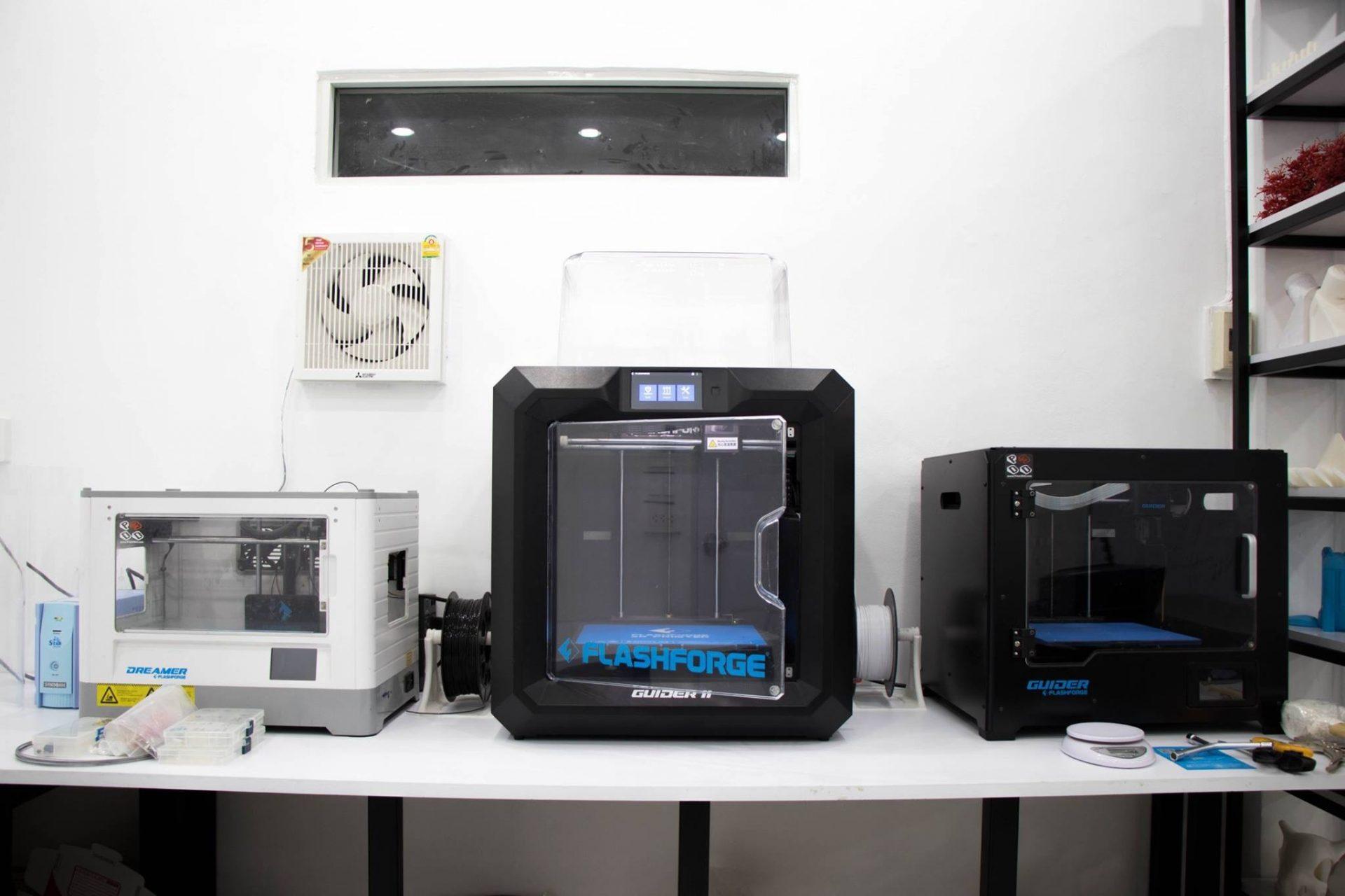 เลือก 3D Printer / 3D Scanner รุ่นไหนดี