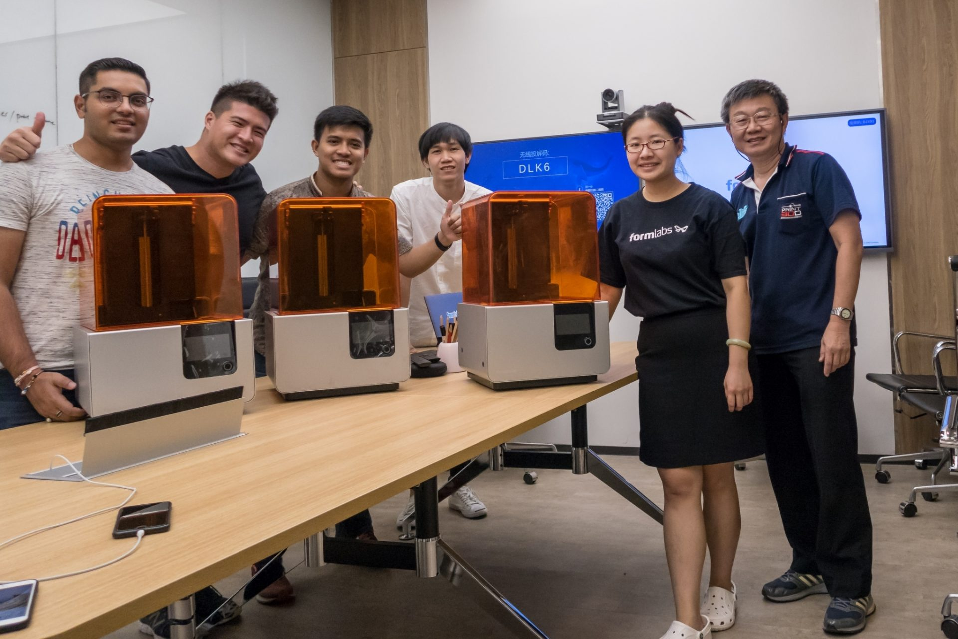 การอบรม Formlabs Partner Certification Program