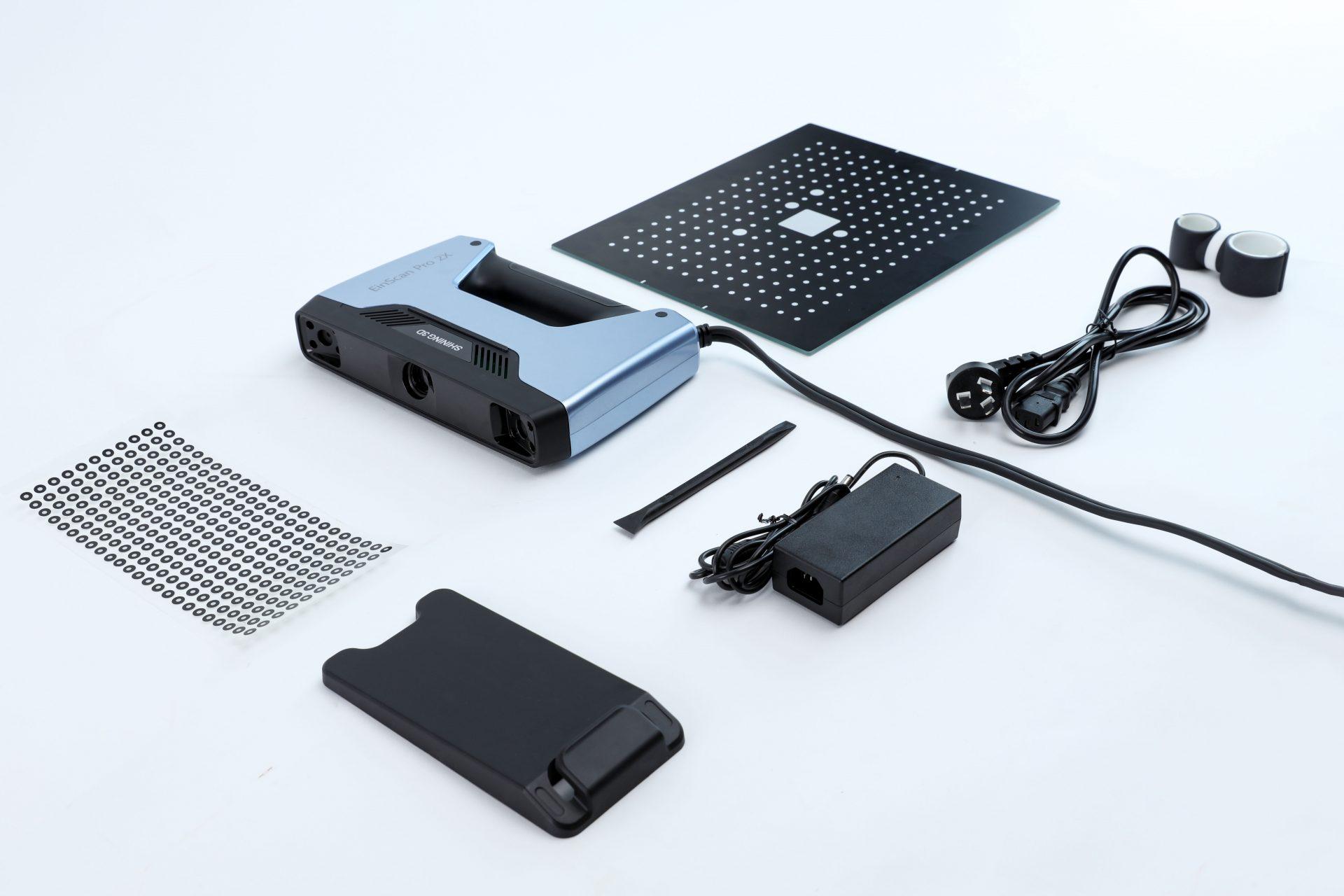 พรีวิว EinScan Pro 2X / 2X+