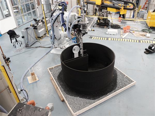 AI SpaceFactory ชนะการประกวดที่อยู่อาศัยบนดาวอังคาร