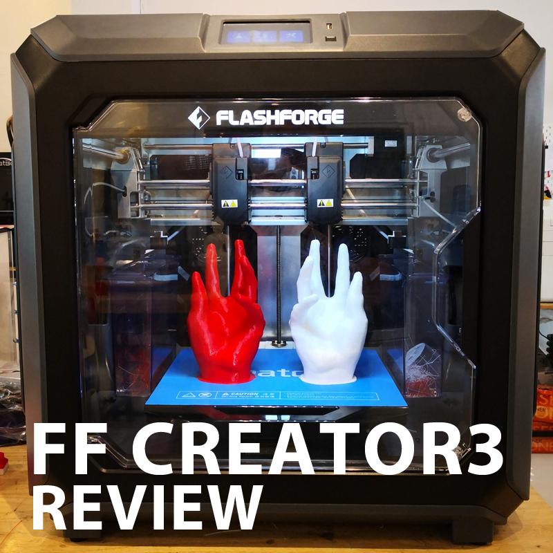 Review FF Creator3 มีดีที่2หัวฉีด อิสระ