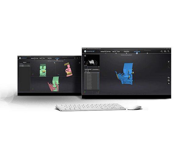 Shining 3D ปล่อยซอฟแวร์ตัวใหม่ EXScan Pro V3