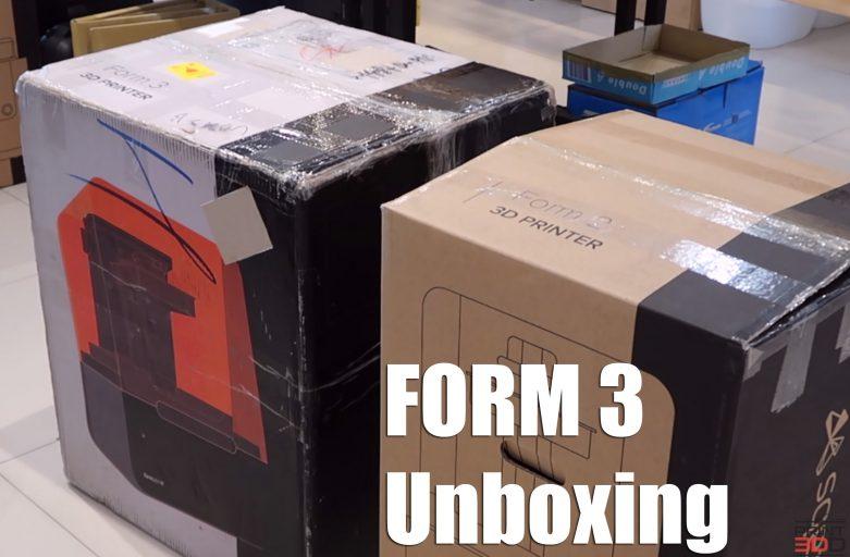 รีวิว+แกะกล่อง Formlabs Form3