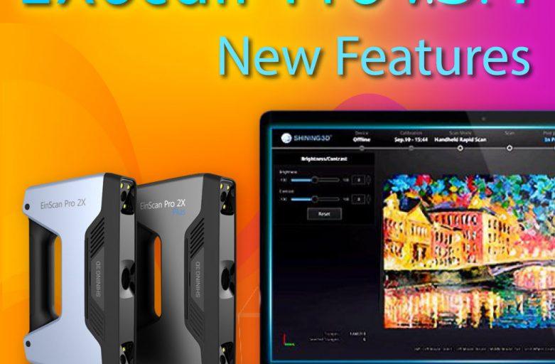 เวอร์ชั่นใหม่ล่าสุดกับ ExScan Pro V.3.4