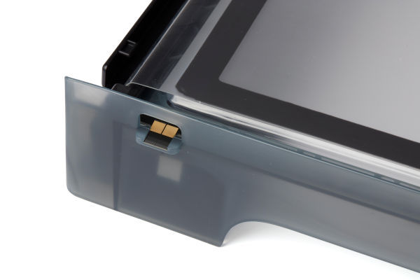 ID chip ในถาดเรซินของเครื่อง Form 3/Form 3B