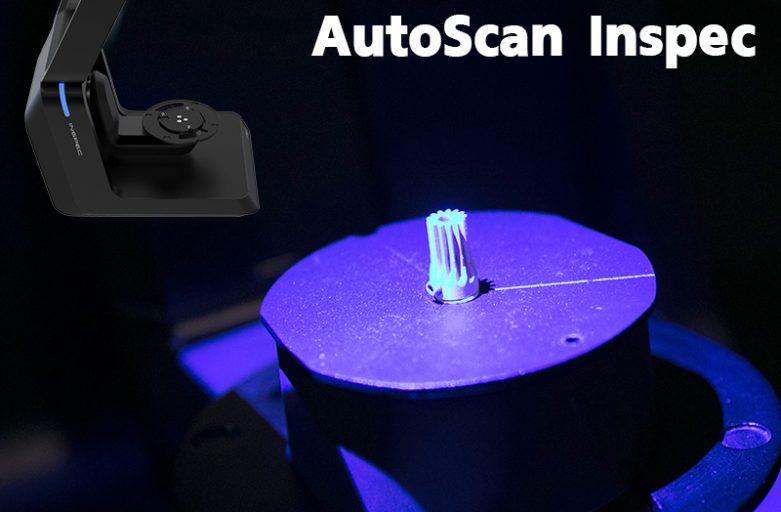 Preview 3D Scanner ความละเอียดสูง 10ไมครอน AutoScan Inspec