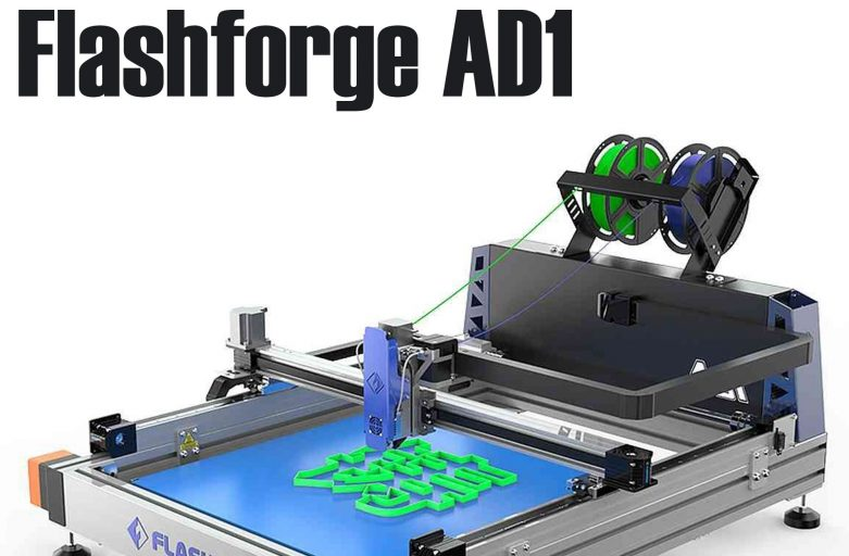 Review เครื่องพิมพ์ป้าย อักษร Flashforge AD1 พร้อมขั้นตอน