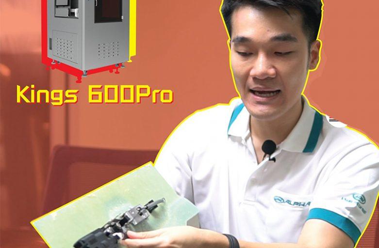 สัมภาษณ์ลูกค้า Kings 600Pro : Alpha Innovation