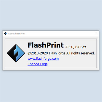 FlashPrint 4.5.0