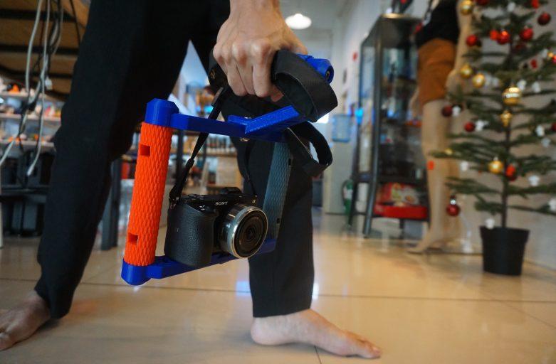อุปกรณ์เสริมการถ่ายวิดิโอด้วย 3D Printer