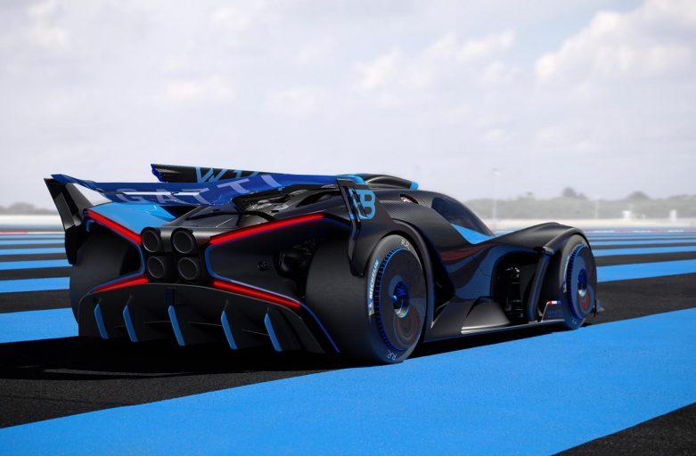 Bugatti Bolide กับการพิมพ์สามมิติด้วยวัสดุไทเทเนียม